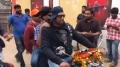 హైదరాబాద్ రోడ్లపై రాయల్ ఎన్ఫీల్డ్ తో రచ్చ రచ్చ చేసిన రాంగోపాల్ వర్మ