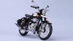 రాయల్ ఎన్ఫీల్డ్ క్లాసిక్ 500 సిరీస్ స్కేల్ మోడల్ ను ప్రారంభించింది..