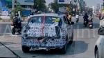 విడుదల నేపథ్యంలో రోడ్డెక్కిన రెనో క్విడ్ ఫేస్లిఫ్ట్: ఫోటోలు