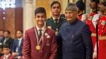 2020 ప్రధానమంత్రి రాష్ట్రీయ బాల్ పురస్కార్ అవార్డు గ్రహీత యస్ ఆరాధ్య