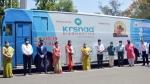 భారతదేశంలో మొట్టమొదటి కరోనా టెస్టింగ్ బస్, ఇదే