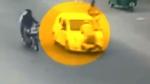 కార్ బోనెట్ మీద 200 మీటర్లు వేలాడుతూ వెళ్లిన హోమ్ గార్డ్ ; కారణం తెలిస్తే షాక్ అవుతారు