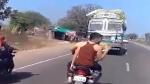 3 కి.మీ ట్రక్కుని రివర్స్ గేర్లో నడిపిన డ్రైవర్.. ఎందుకనుకుంటున్నారా, అయితే ఇది చూడండి