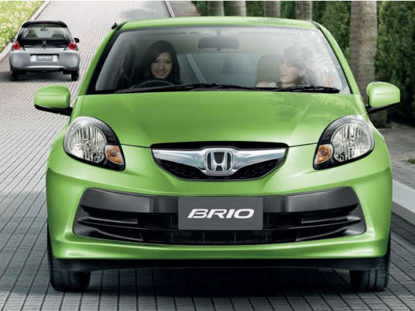 honda brio diesel readying diwali launch