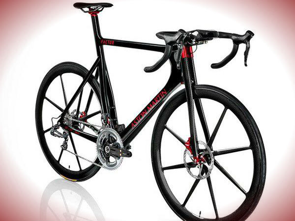 aston martin one 77 limited edition cycle