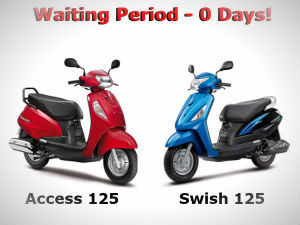 Suzuki Access Swish