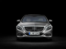 2014 Mercedes S-Class Sedan Unveiled