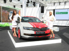 Skoda Rapid Sport Concept Worthersee