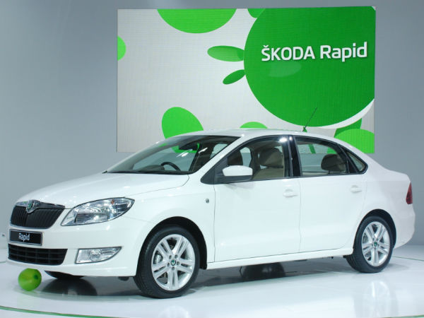 skoda rapid ultima launched - photo #9