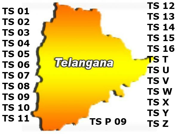 Telangana transport registration number-7184