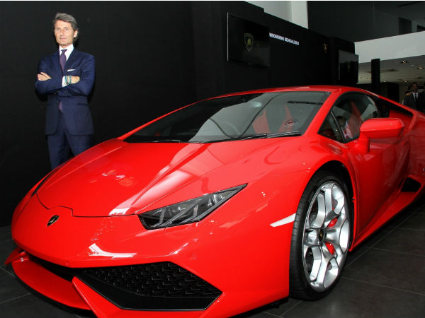 Lamborghini Inaugurates New Dealership In Bengaluru