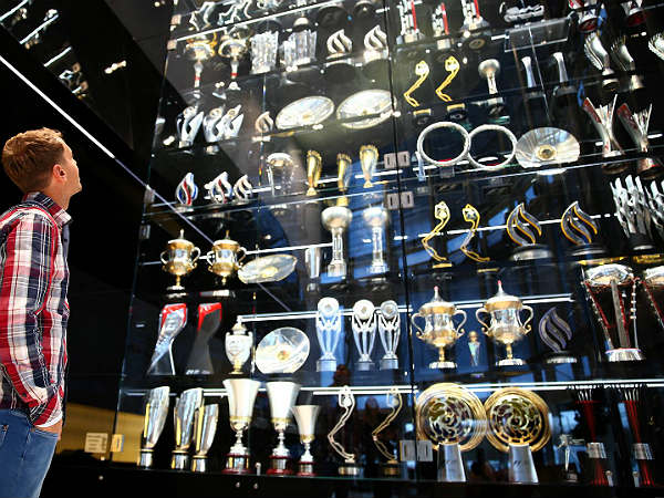 Trophies Stolen From Red Bull F1 Factory