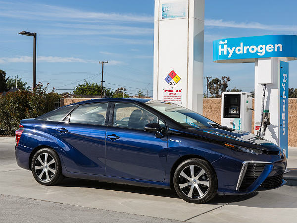 Toyota To Triple Production Of Mirai Hydrogen Car