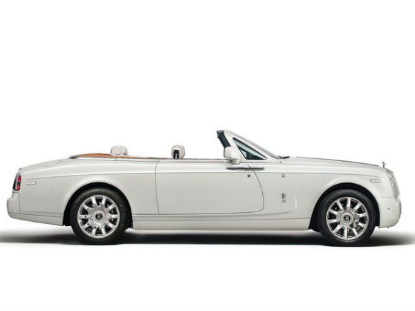 Rolls Royce To Bring A New Convertible Model Soon