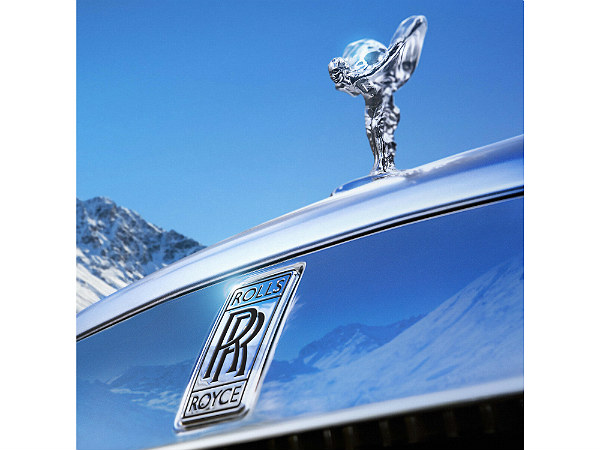 Rolls Royce Confirms Their Super Luxury SUV Plans