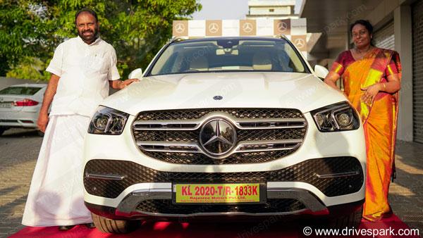 గుడ్ న్యూస్... ఇండియాలో 2020 జిఎల్ఇ డెలివరీలను ప్రారంభించిన బెంజ్