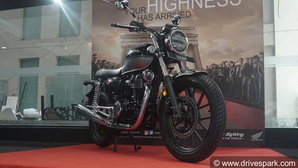 ఏప్రిల్ 2021 నుండి మరింత ప్రియం కానున్న హోండా హైనెస్ సిబి350 బైక్