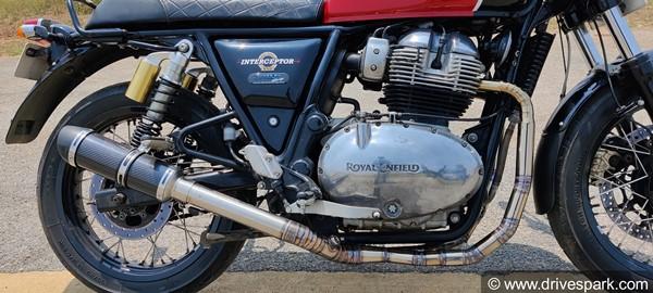 వేగవంతమైన రాయల్ ఎన్ఫీల్డ్ ఇంటర్సెప్టర్ 650 నిర్మిస్తున్న మంత్ర రేసింగ్; పూర్తి వివరాలు