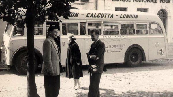 1960 లోనే 15 సార్లు  కలకత్తా To లండన్ ప్రయాణించిన బస్సు, ఇదే
