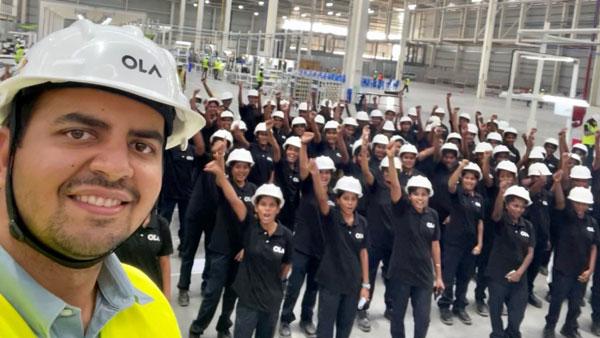 Ola Electric ఫ్యాక్టరీలో మహిళలకు పెద్ద పీట; 10,000 మందికి ఉపాధి