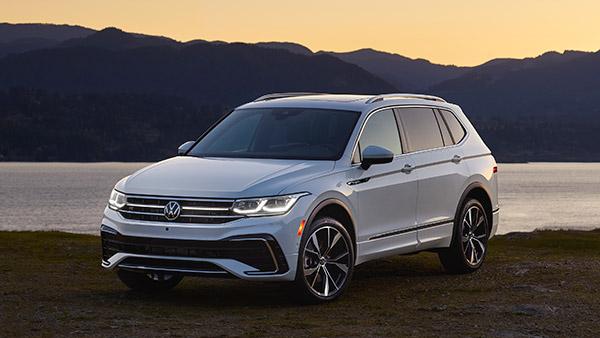 కమింగ్ సూన్..: కొత్త 2021 Volkswagen Tiguan ఫేస్లిఫ్ట్ వెర్షన్!