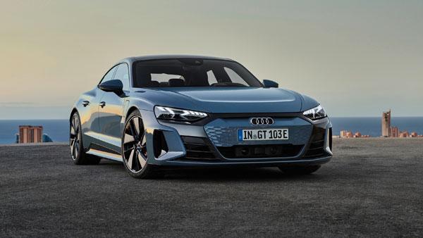 సెప్టెంబర్ 22వ తేదీన Audi e-Tron GT విడుదల; బుకింగ్స్ ఓపెన్..