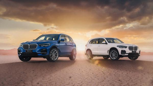 భారత్లో విడుదలైన BMW X5 xDrive SportX Plus ఎస్యువి: ధర & వివరాలు