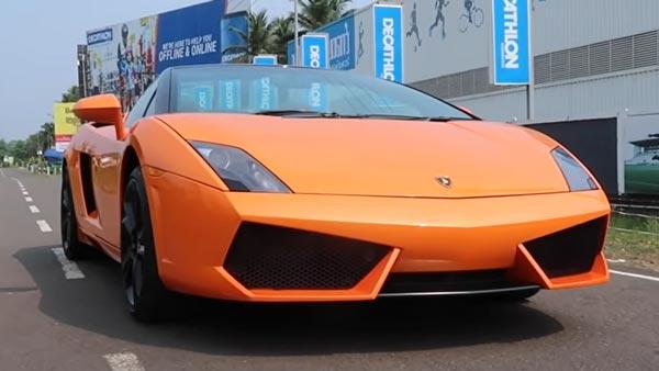 అమ్మకానికి సిద్ధంగా ఉన్న విరాట్ కోహ్లీ Lamborghini కార్.. మీరు కొంటారా..!!