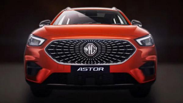 మ్యూజిక్ & వీడియోల కోసం MG Astor లో కొత్త యాప్; అదేంటో తెలుసా..!!