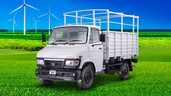 భారత్లో విడుదలైన Tata 407 CNG; ధర & వివరాలు