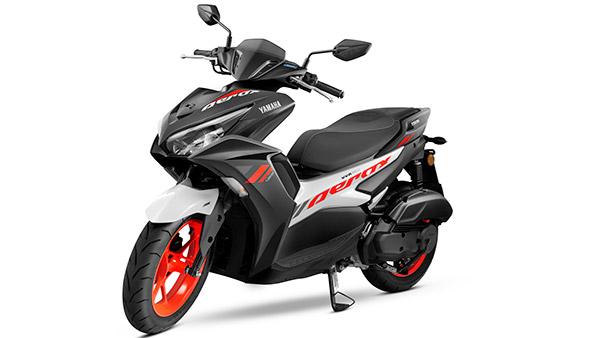 భారత్లో Yamaha Aerox 155 మాక్సీ స్కూటర్ విడుదల; ధరెంతో తెలుసా..?