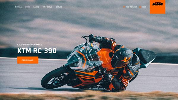 సెకండ్ జనరేషన్ KTM RC 390 స్పోర్ట్స్ బైక్ ఆవిష్కరణ, త్వరలోనే భారత్లో విడుదల!