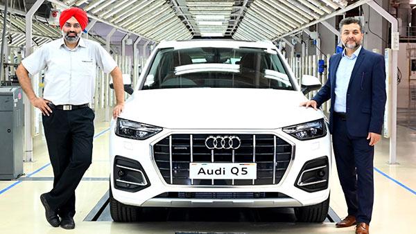 2021 Audi Q5 Facelift ఉత్పత్తి ఇకపై భారత్లో.. లాంచ్ ఎప్పుడంటే?