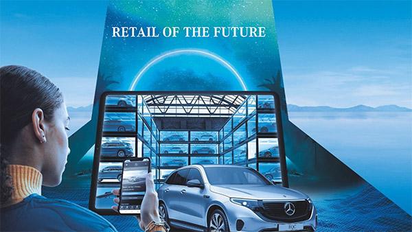 ఇప్పుడు Benz కార్లు కొనేందుకు కొత్త పద్ధతి 'Retail of the Future': పూర్తి వివరాలు