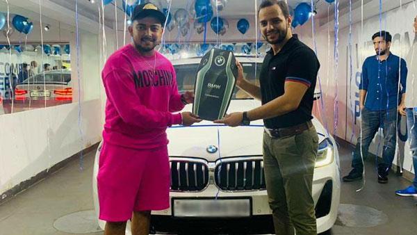 BMW 6-Series GT కారును కొనుగోలు చేసిన క్రికెటర్ పృథ్వీ షా