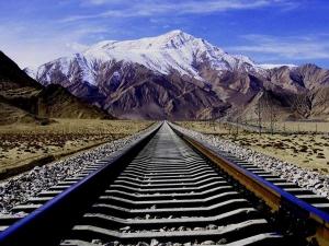ప్రపంచపు అత్యంత ఎత్తైన రైల్వే లైన్ నిర్మిస్తున్న ఇండియన్ రైల్వే