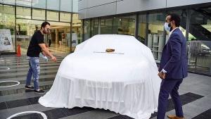అత్యంత ఖరీదైన లగ్జరీ కారు కొన్న విరాట్ కోహ్లీ బ్రదర్