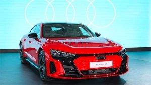 భారత్లో విడుదలైన Audi e-Tron GT మరియు RS e-Tron GT; ధర & వివరాలు