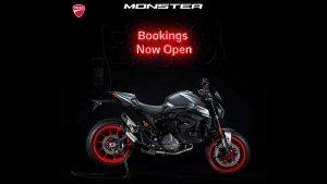 ఇండియాలో కొత్త 2021 Ducati Monster కోసం బుకింగ్స్ ఓపెన్; త్వరలోనే లాంచ్!