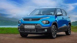 Tata Punch కలర్ ఆప్సన్స్ వెల్లడించిన Tata Motors; వివరాలు