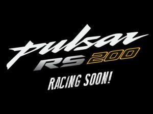 అత్యంత వేగవంతమైన 'బజాజ్ పల్సర్ ఆర్ఎస్200' వస్తోంది!