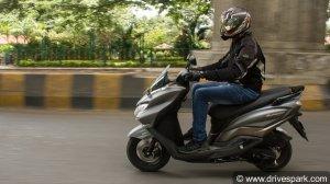 భారతదేశపు తొలి మ్యాక్సీ-స్కూటర్: సుజుకి బర్గ్మ్యాన్ స్ట్రీట్ రివ్యూ