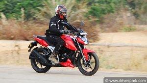 2021 టీవీఎస్ అపాచీ RTR 160 4V రివ్యూ.. ఇప్పుడు సూపర్ స్టైల్ & సూపర్ పర్ఫామెన్స్