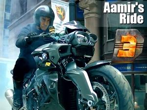 ధూమ్ 3 చిత్రంలో 'ధూమ్ ధామ్' చేయనున్న అమీర్!