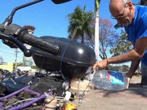 అద్బుతం: లీటర్ నీటితో 300 మైళ్ల మైలేజ్