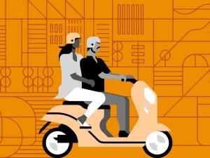 బైక్ ట్యాక్సీ బిజినెస్ మీద కన్నేసిన హీరో మోటోకార్ప్!