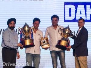 ముగిసిన 2017 మారుతి సుజుకి దక్షిణ్ డేర్ ర్యాలీ విజేతలు వీరే!