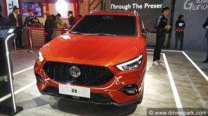 కొత్త పేరుతో రానున్న MG ZS పెట్రోల్ ఎస్యూవీ; మూడో త్రైమాసికంలో విడుదల!