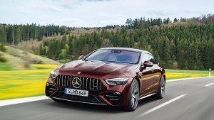 2022 AMG GT 4-డోర్ కూపే ఫేస్లిఫ్ట్ ఆవిష్కరించిన మెర్సిడెస్ బెంజ్; వివరాలు