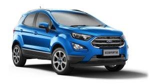 పండుగ సీజన్లో కొత్త 2021 Ford Ecosport ఫేస్లిఫ్ట్ లాంచ్